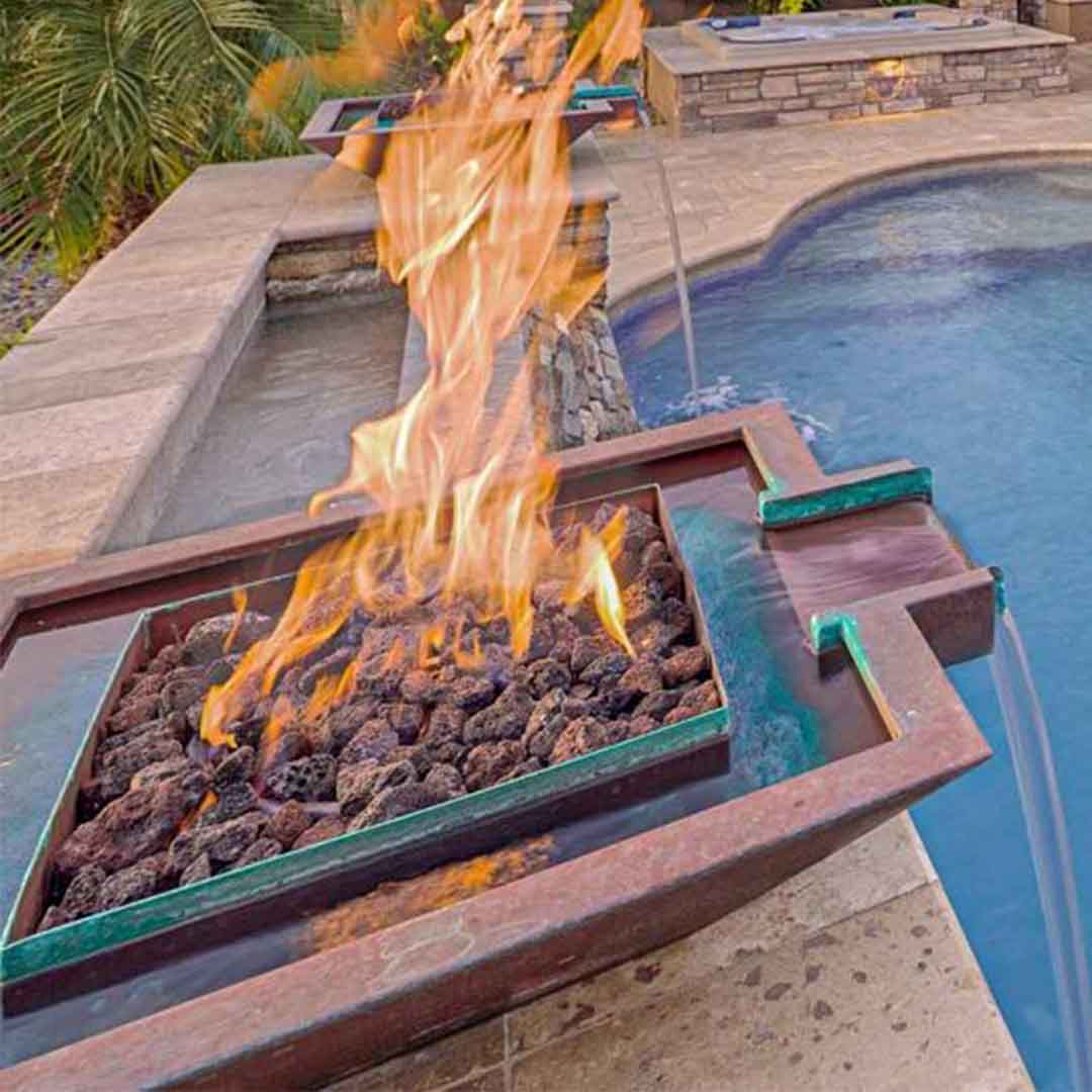 firebowl waterbowl